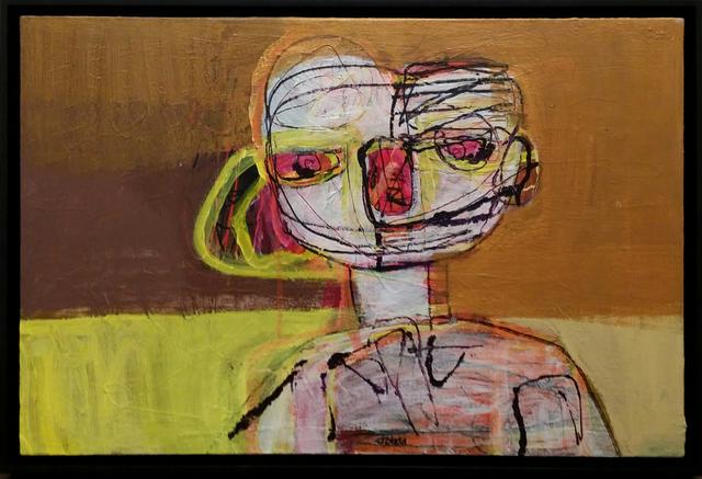 , 'Clinton Barker,' 2014, Turner Carroll Gallery