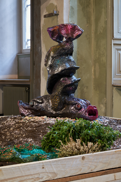 Rosie Reed, 'Fish out of Water', 2019, Palazzo Monti