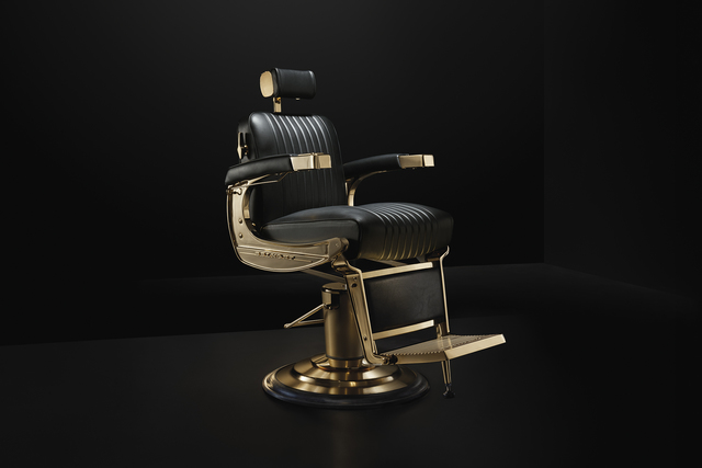 , 'The Barber's Chair,' 2017, Autograph ABP
