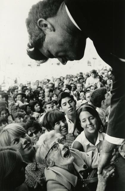 , 'Robert F. Kennedy Campaign, New York,' 1965, Howard Greenberg Gallery