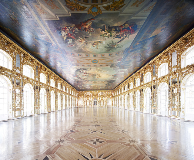 , 'Catherine Palace Pushkin St. Petersburg III 2014,' 2014, Ben Brown Fine Arts