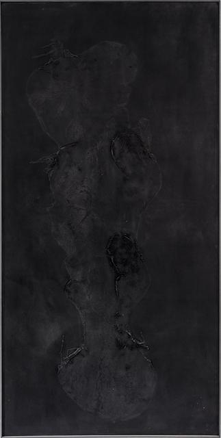 , 'El negro sin número,' , Galeria Enrique Guerrero