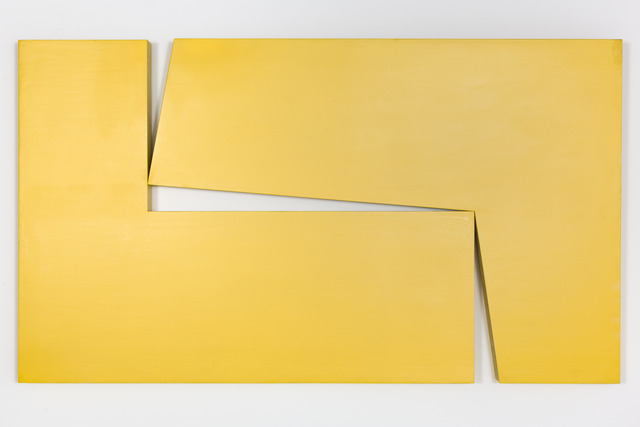 ", 'Amarillo ""Dos"",' 1971, Whitney Museum of American Art"