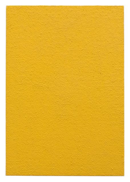 , 'Yellow Still Life,' 2018, Brian Gross Fine Art