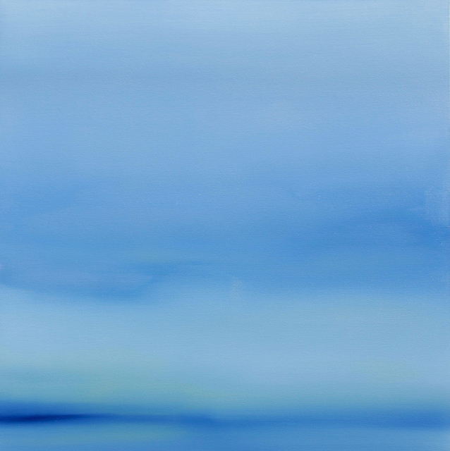 , 'Sky to Sea,' 2016, West Branch Gallery