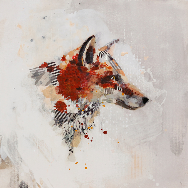 , 'Red Fox Portrait,' 2016, Newzones