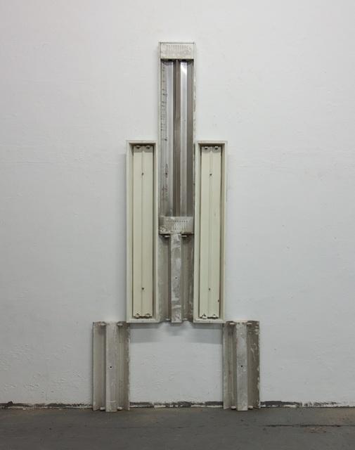 , '(Un) Monumento por V. Tatlin # 6,' 2015, Galería Vermelho