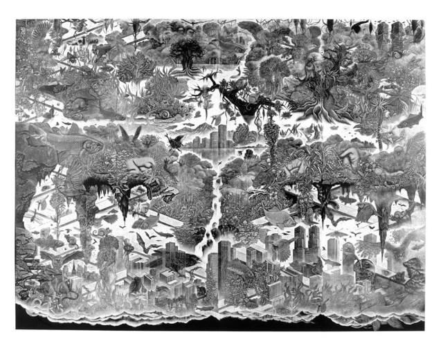 , 'Transferred Soul-Gunbu 97・3C,' 1997, Asia Art Center