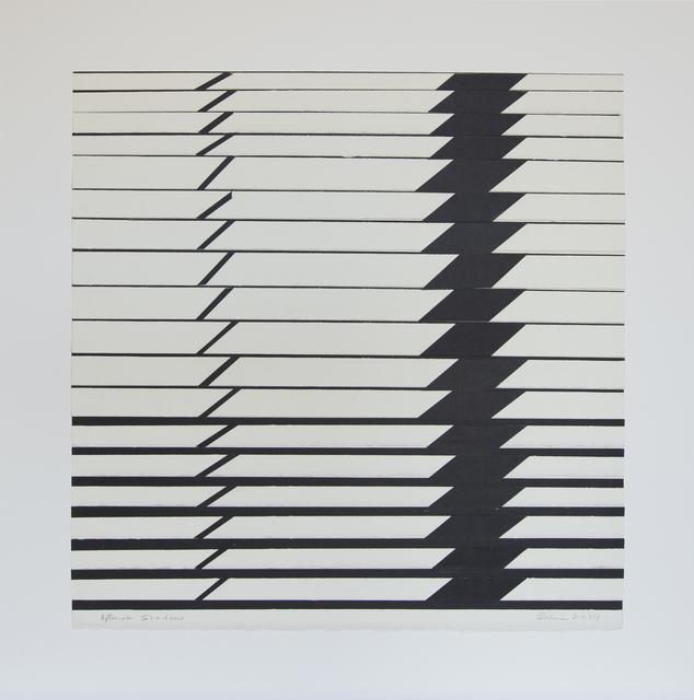 , 'Afternoon Shadows,' 2014, Jeanne Bucher Jaeger