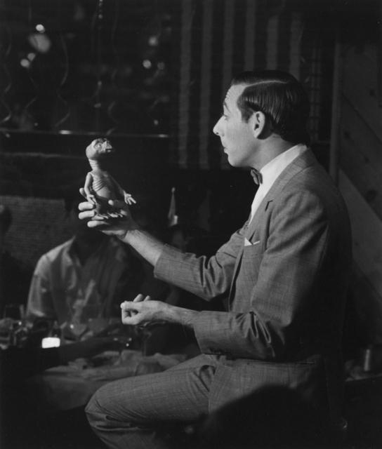 Eric Kroll, 'Pee Wee Herman at Caroline's NYC night club', 1986, Etherton Gallery