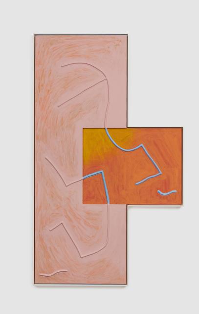 , 'Neo-Bop (Pink Halve),' 2017, James Fuentes