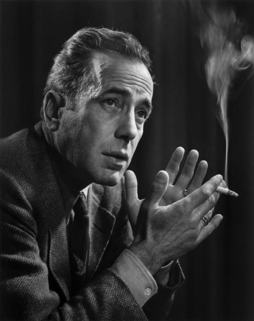 , 'Humphrey Bogart,' 1946, Beetles + Huxley
