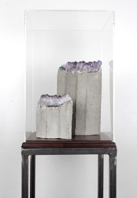 , 'The Rock Collector,' 2014, GRIN