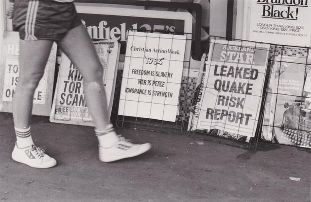 , 'untitled,' 1970-1990, Bowerbank Ninow