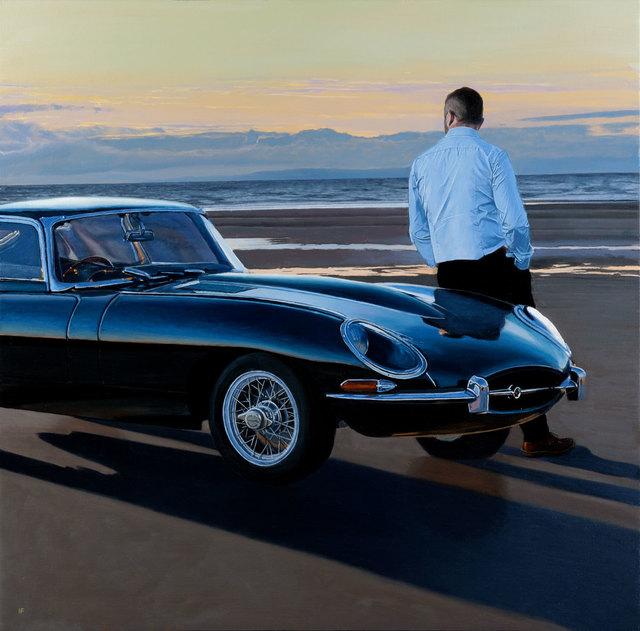 , 'Break in the Journey,' 2017, Pontone Gallery