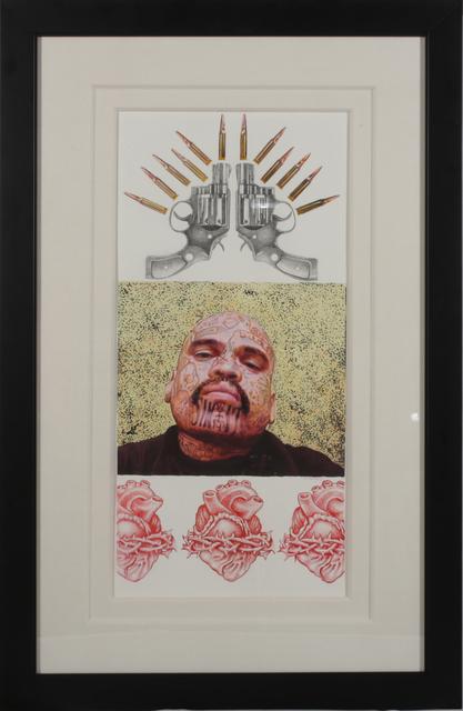 , 'Jonathan's Alter,' 2016, Gregorio Escalante Gallery