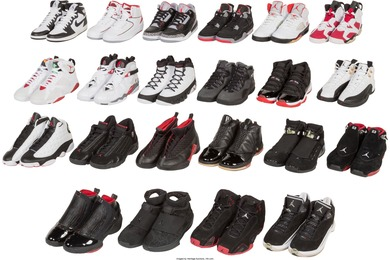 Jordan Collezione (Retro Countdown Pack Collection); 22 Pairs