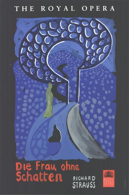 David Hockney, 'Die Frau Ohne Schatten', 1992, ArtWise