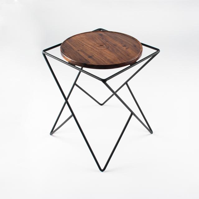 , 'GEO III Table,' 2016, Anáhuac