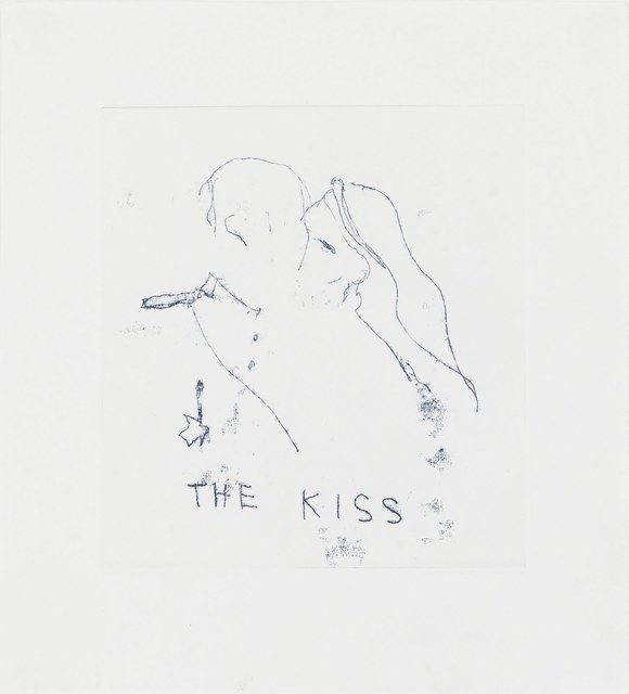 , 'The Kiss,' 2011, Candida Stevens Gallery