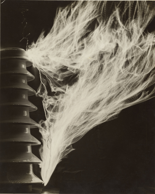 , 'High voltage,' 1930, J. Paul Getty Museum