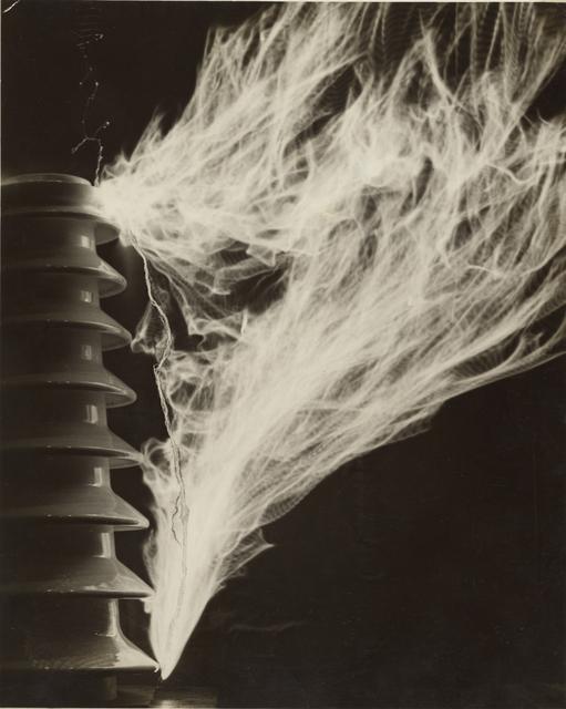 Martin Munkácsi, 'High voltage', 1930, Photography, Gelatin silver print, J. Paul Getty Museum