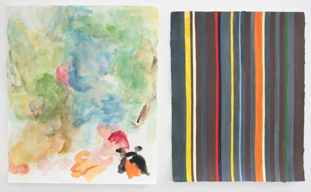 , 'Burial of the Sardine #8,' 2016, Anglim Gilbert Gallery