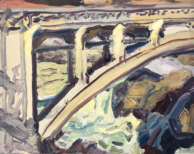 , 'Vilas Bridge Study 1,' 2018, Canal Street Art Gallery
