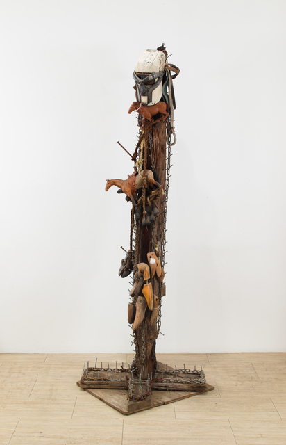 , 'The Trail of Lynching,' 1997, James Fuentes