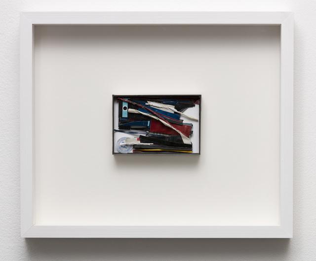 , 'Billedkokon (Image cocoon),' 2018, Marie Kirkegaard Gallery
