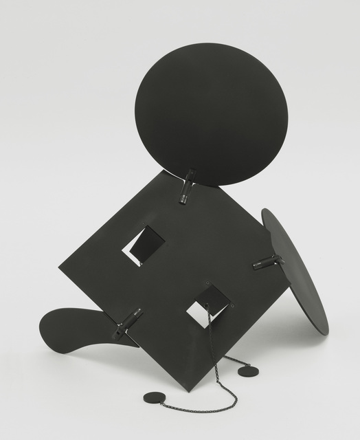 , 'Geometric Mouse, Scale C,' 1971, Pace Gallery