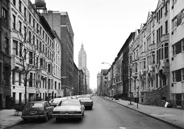 , 'West 74th Street, New York, Upper West 1978,' , Galerie Greta Meert