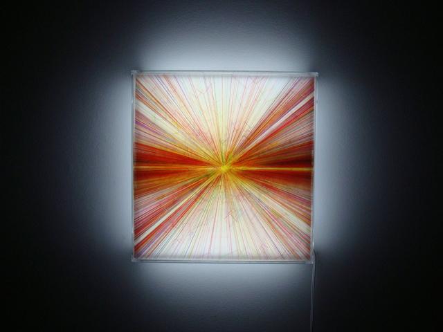 , 'Lightbox No. 1,' 2011, Galeria Lume