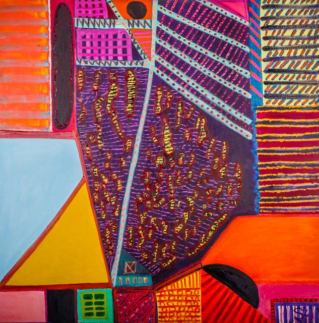 , 'Burning Bush,' 2011, Sue Layman Designs