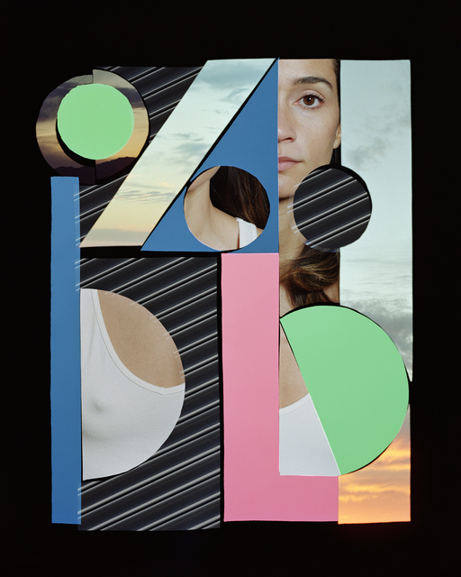 , 'Picture Window 4,' 2016, Galerie Christophe Gaillard