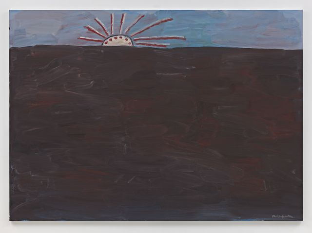 , 'Sunrise,' 1979, Hauser & Wirth