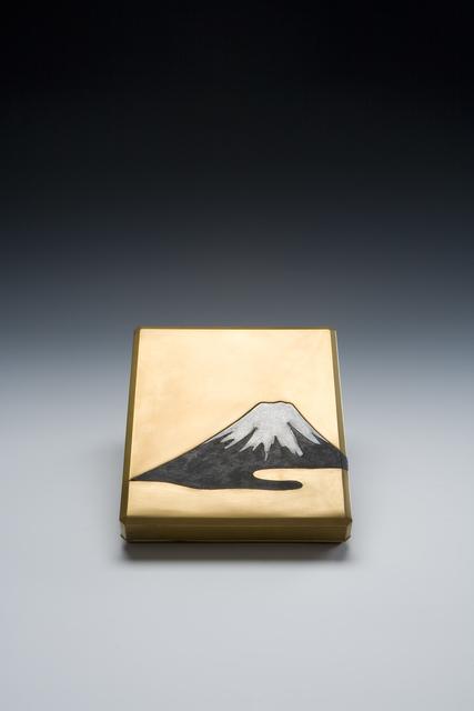 , 'Writing Box with Mount Fuji (T-3177),' Meiji era (1868, 1912), ca. 1900, Erik Thomsen