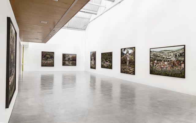 Marcelo Tinoco, 'Caminho para Montalcino', 2020, Photography, Mineral pigment on paper, Zipper Galeria