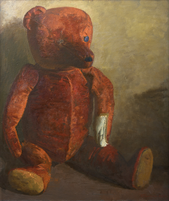 , 'Teddy Bear,' 2011, Orekhov Gallery