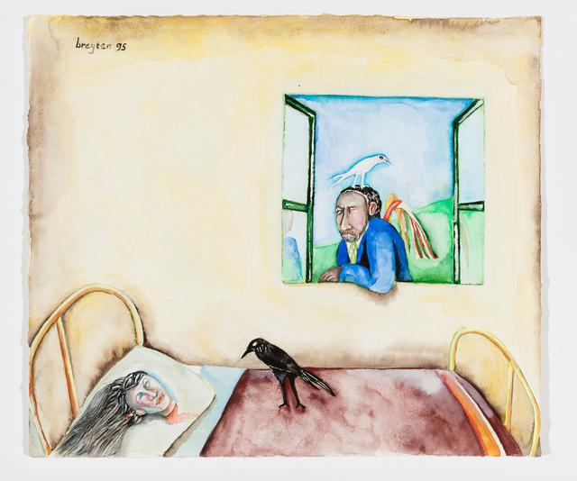 """, '""""Birds of bad omen"""",' 1995, Stevenson"""