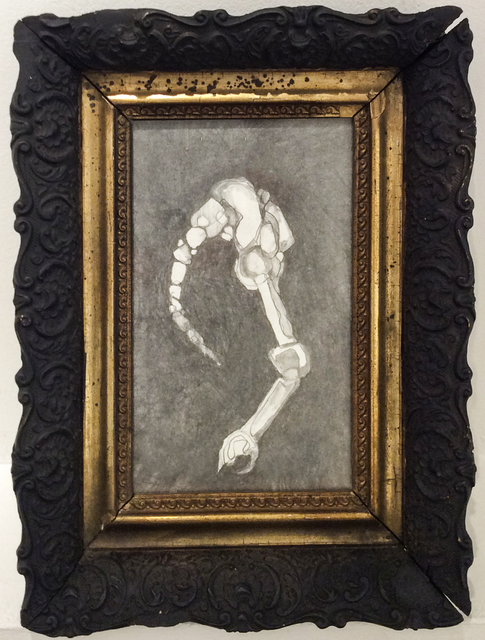 , 'Bones,' 2018, Carrie Haddad Gallery