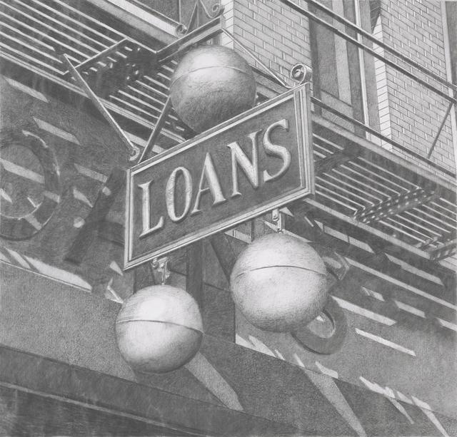 , 'Loans,' 2013, Miles McEnery Gallery