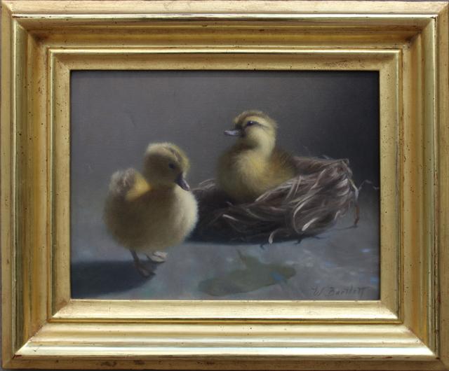 William Bartlett, 'Innocence', 2019, Painting, Oil, The Guild of Boston Artists
