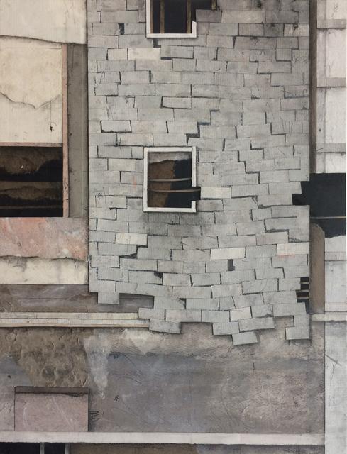 , 'Ghost Study I,' 2017, BoxHeart