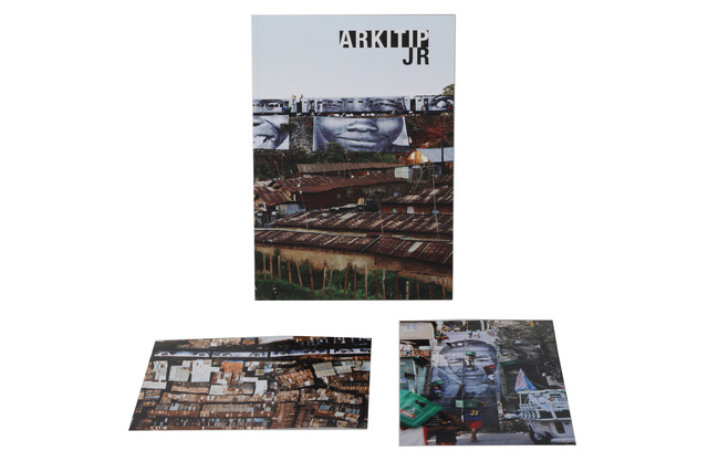 JR, 'Arkitip Issue incl. 2 single photographs', Chiswick Auctions