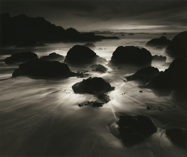 , 'Black Rocks, California Coast,' 2013, Photography West Gallery
