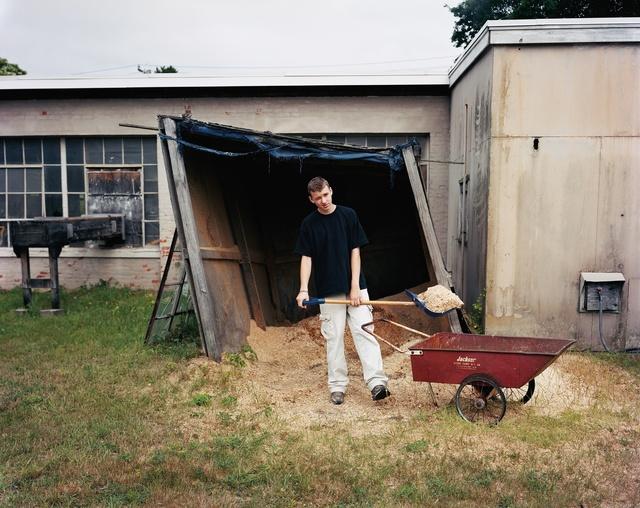 , 'The Wheelbarrow,' 2005, Paul Kasmin Gallery