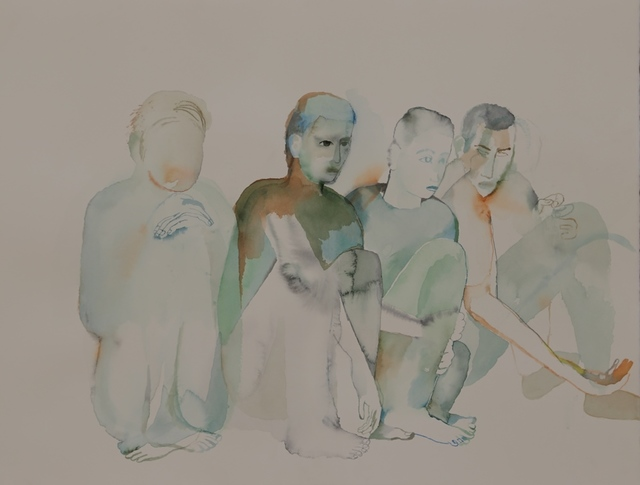 , 'Fin Group,' 2014, Contemporary by Golconda