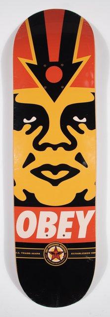 Shepard Fairey, 'Logo Deck', n.d., Heritage Auctions