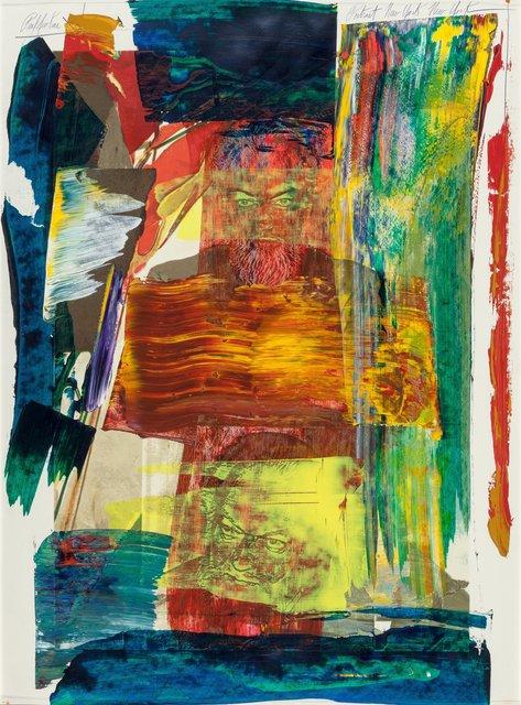 Paul Jenkins, 'Portrait New York New York', 1981, Heritage Auctions